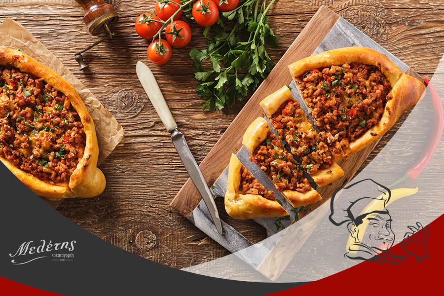 """Λεχματζούν ή αλλιώς """"η πίτσα του Αρμένη"""""""